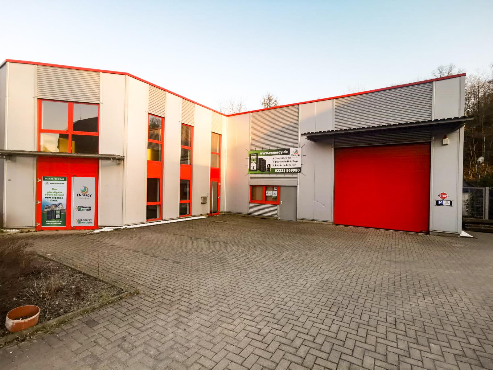 ENnergy Firmengebäude